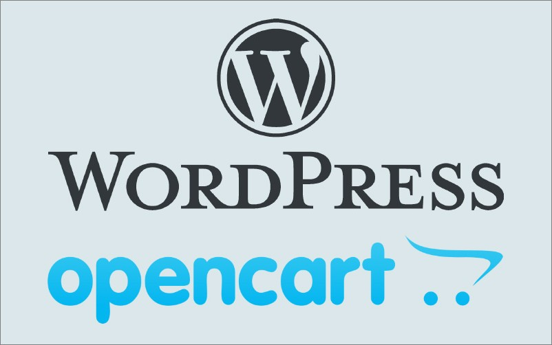 CMS WP and OpenCart