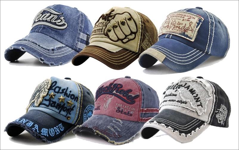 Новые дизайны кепок