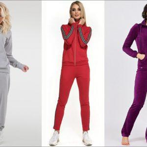 Вы можете легко и просто купить модные женские спортивные костюмы в интернете в Shopik.top!